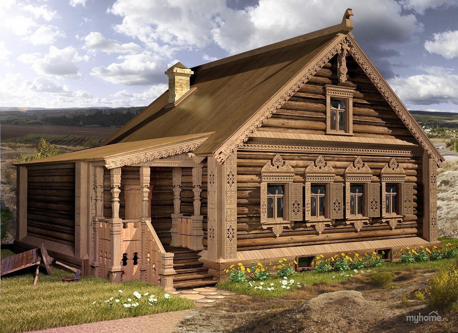 Музей сельской избы открылся в калужской области