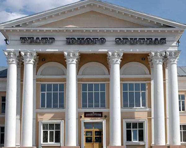 В Калужском театре юного зрителя проходят гастроли Брянского театра для детей и юношества