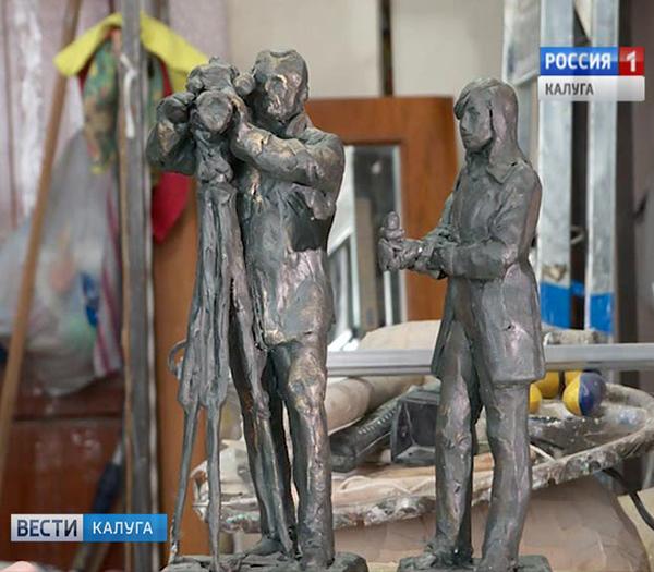 В Калуге планируют установить памятник тележурналистам