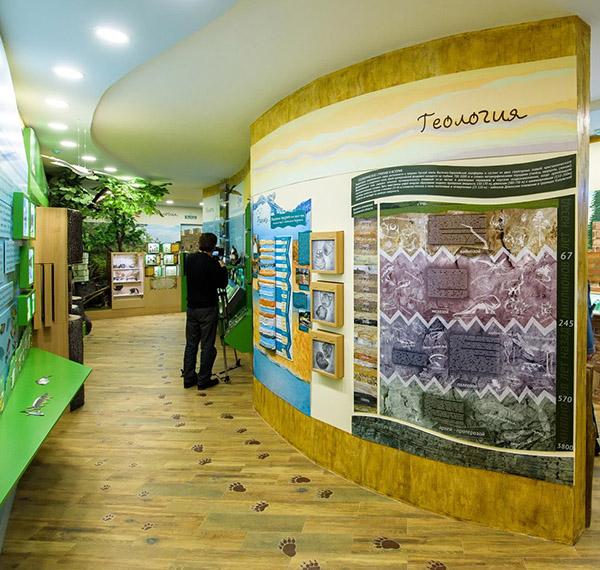 В центре Калуги открыт визит-центр национального парка «Угра»