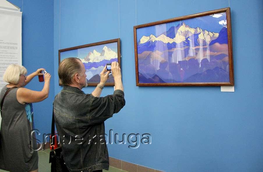 Выставка «Солнце в мастерской» художницы Ульяны Шереметьевой