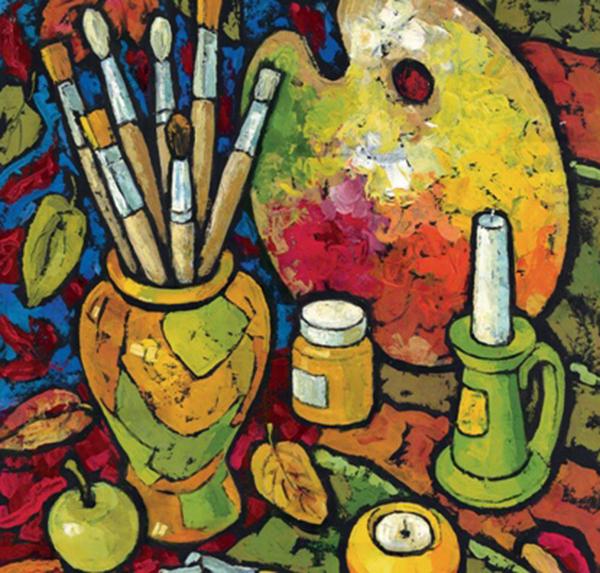 В Калужском музее изобразительных искусств представлено творчество художницы Ульяны Шереметьевой