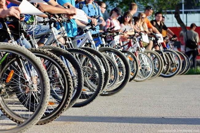 Велопробег «Спасибо за Победу — мы есть, потому что они были!» будет проложен через калужскую область