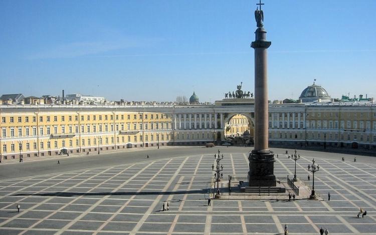 Калужские школьники слетали в Санкт-Петербург