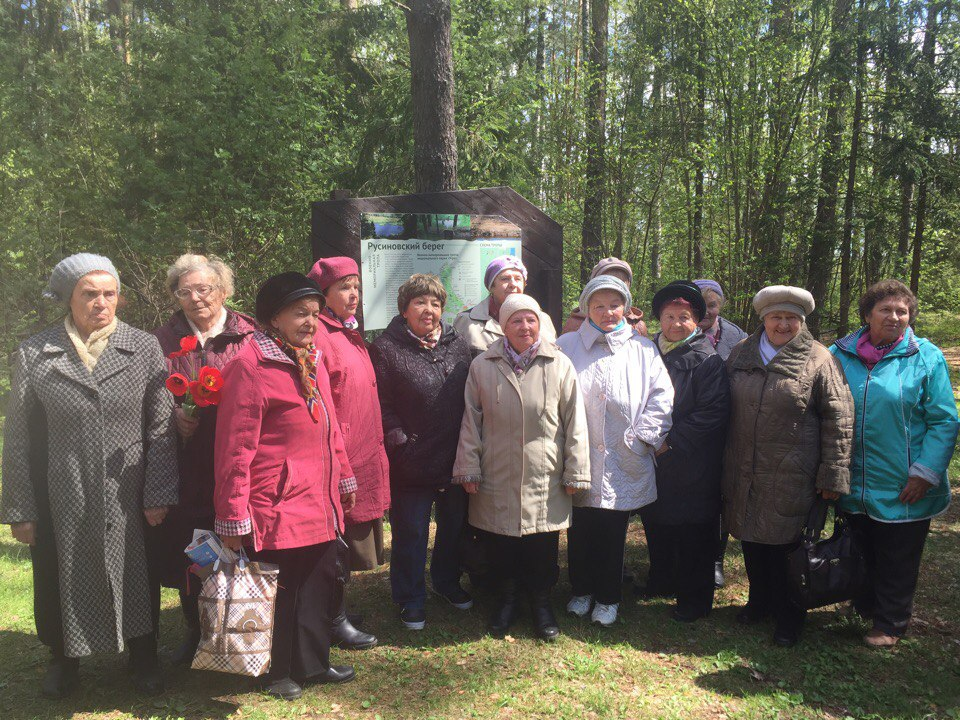 Для пенсионеров провели экскурсионный тур по Калужской области