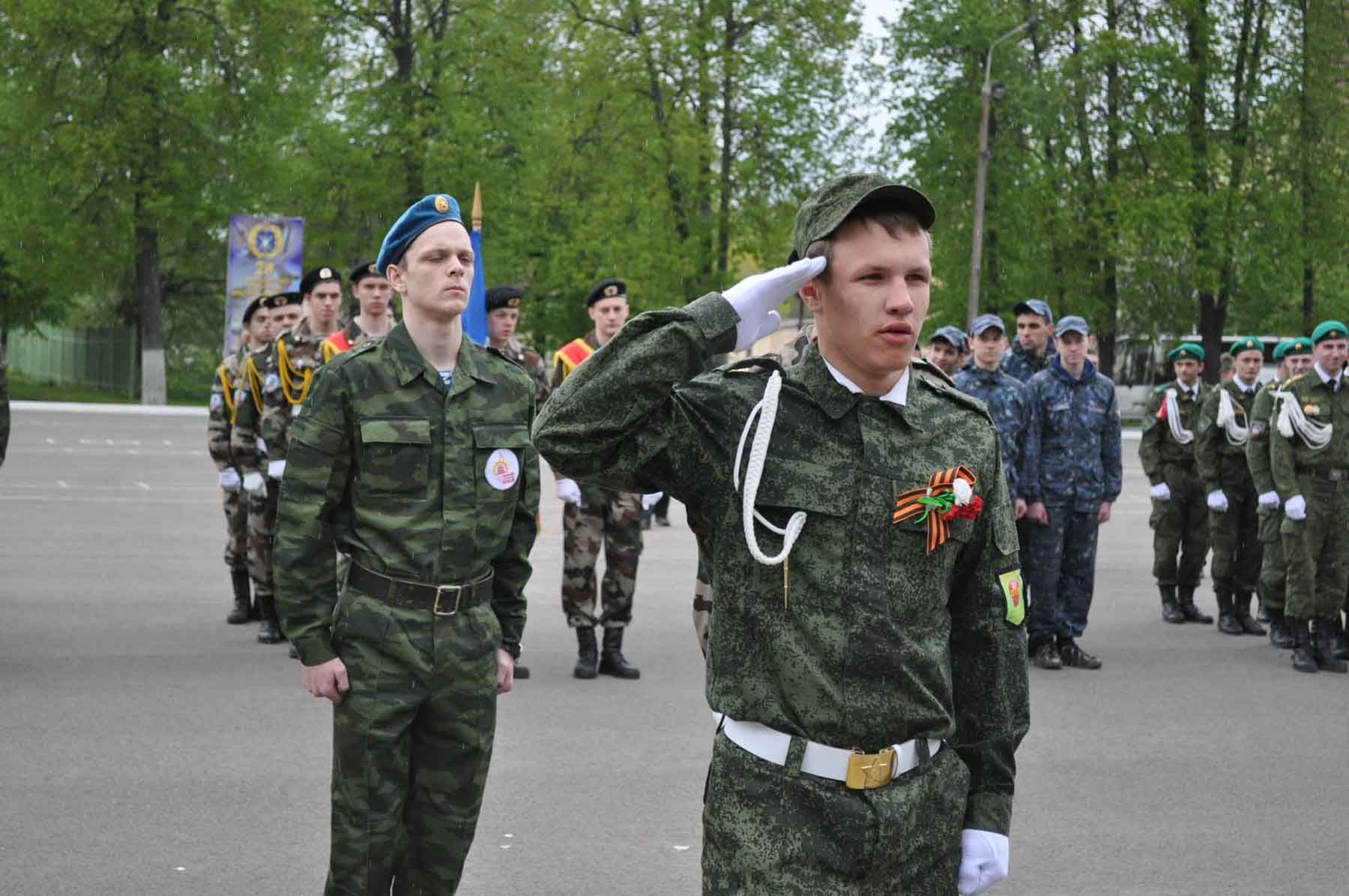 В Калужской области началась военно-спортивная игра «Звезда-2017»