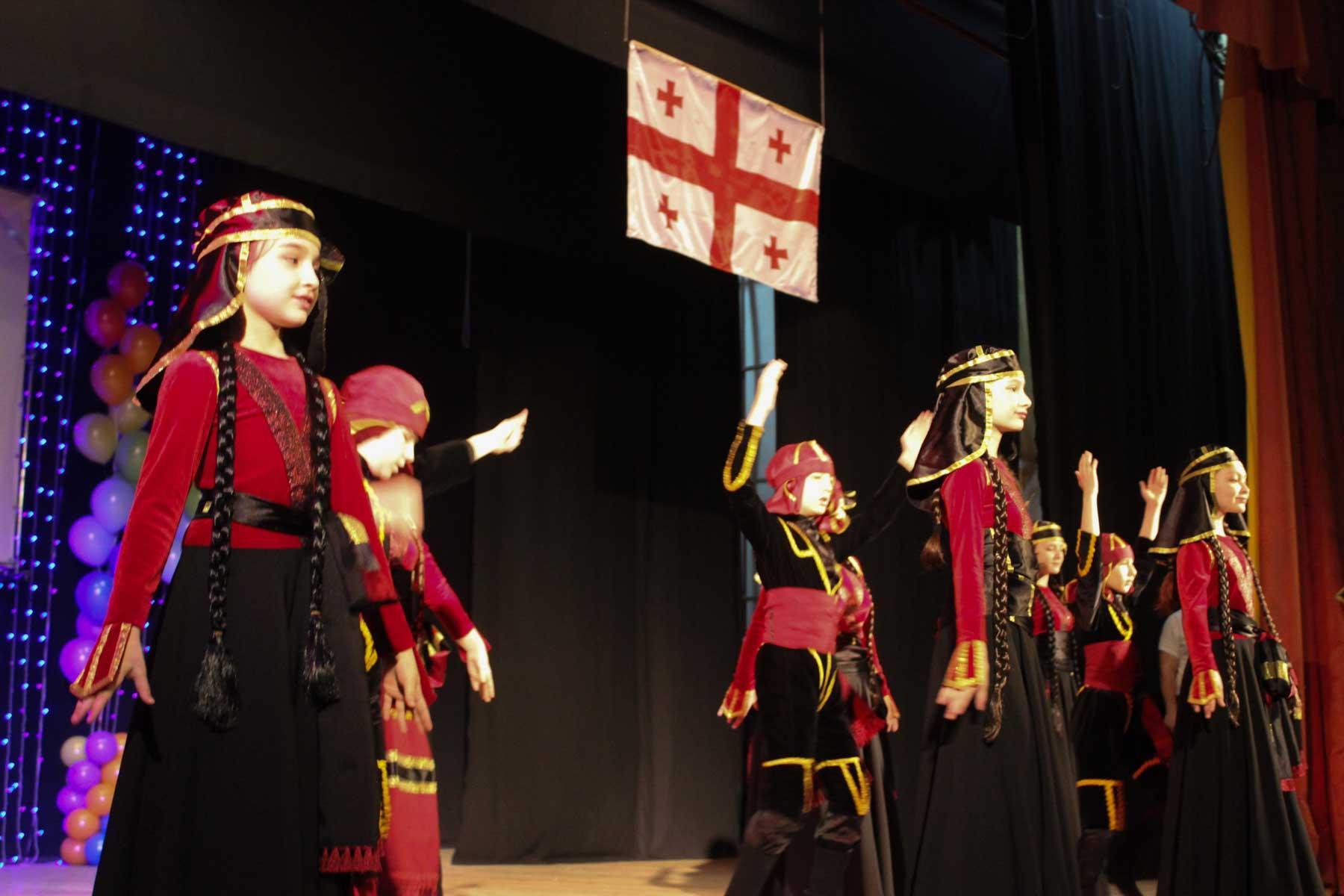 В Калуге отметили День культуры Грузии
