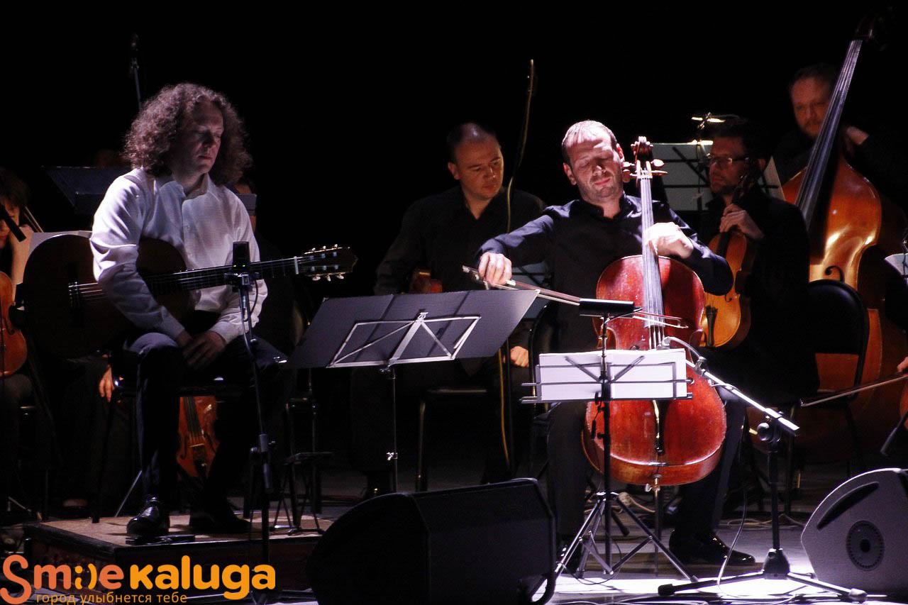 Фестиваль «Мир Гитары» продолжился мировой премьерой Дмитрия Илларионова