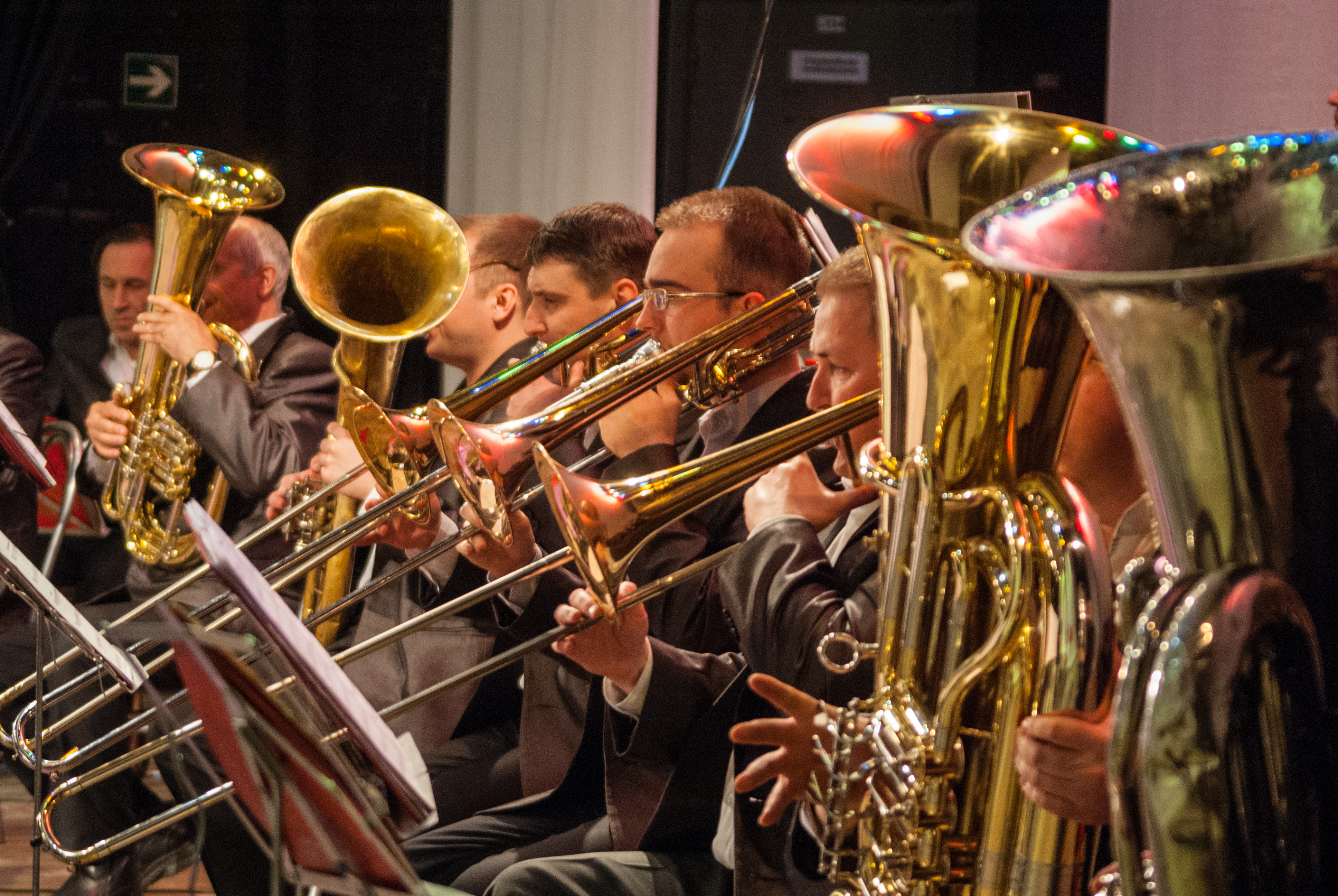 В Обнинске состоится праздник духовой музыки