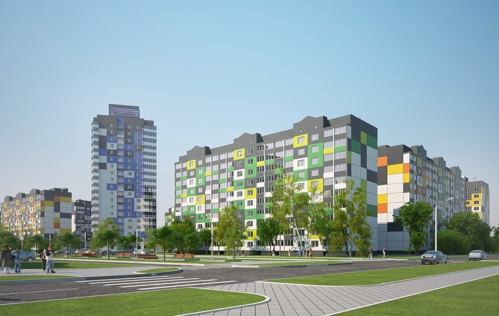 Новую большую школу построят в Калуге