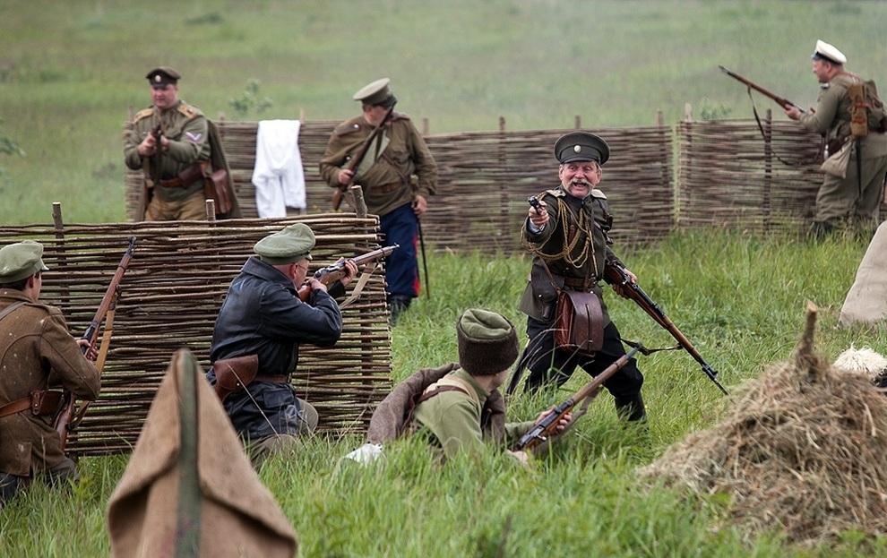 Военно-исторический фестиваль состоится в Полотняном Заводе