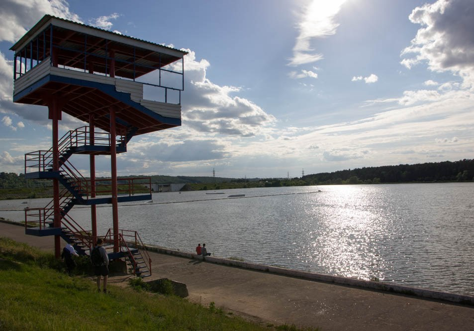 В Яченском водохранилище разрешили купание