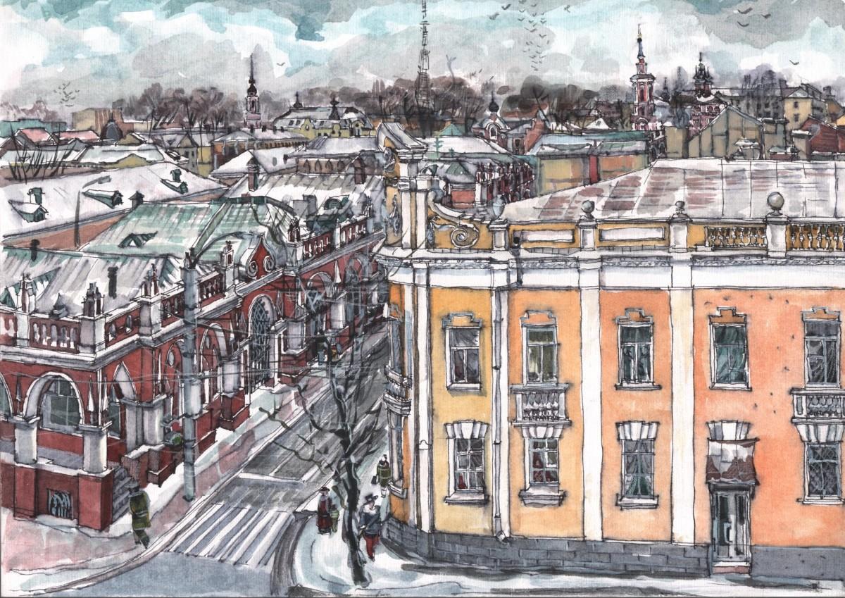 В Доме-музее А.Л. Чижевского открывается выставка «Неповторимая Калуга»