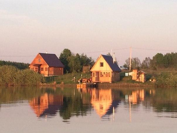 Рыболовная база «Алешкины пруды»