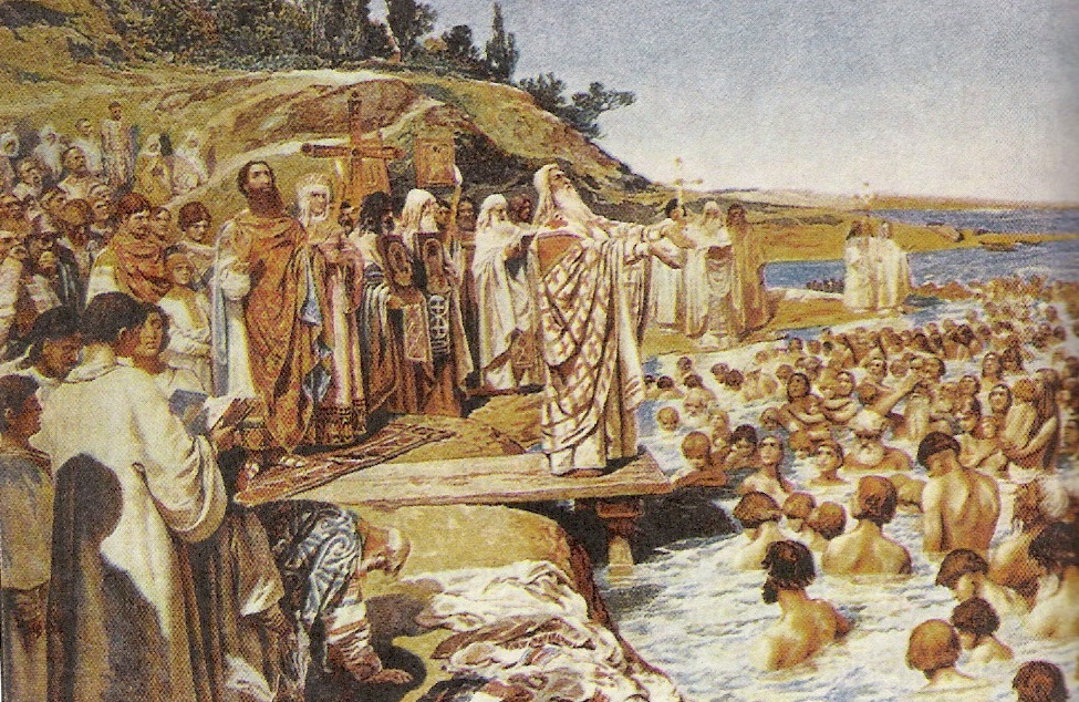 В Калуге отметили день крещения Руси