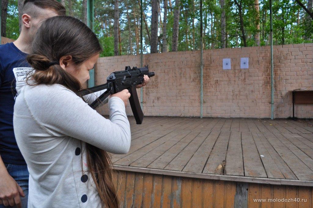 Калужские школьники поучаствуют в военно-тактической игре