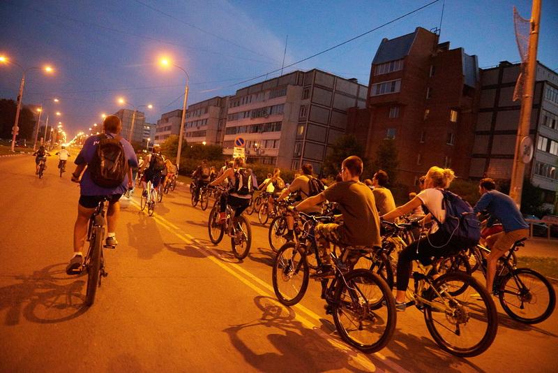 В Калужской области состоится традиционный велопробег