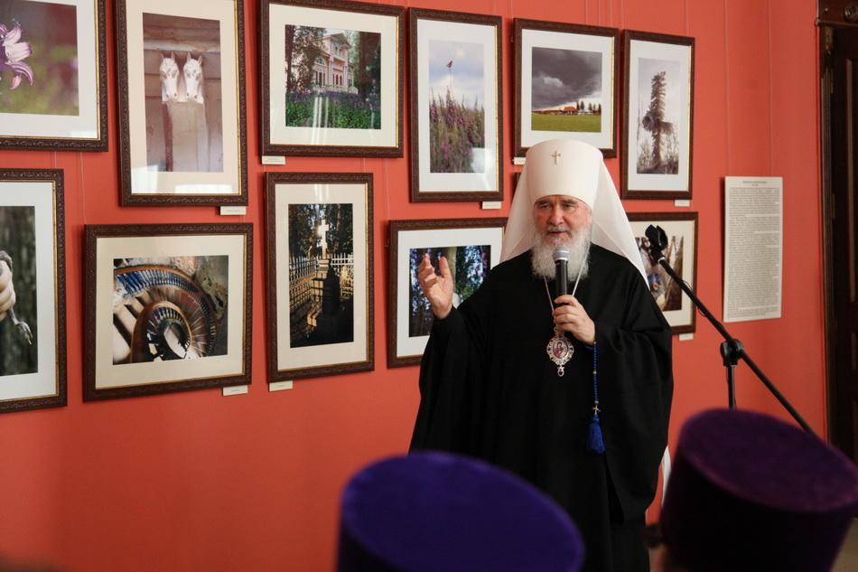 В Калужском музее изобразительных искусств открылась выставка Максимилиана