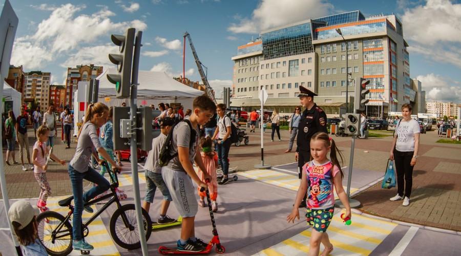 В Обнинске прошёл детский праздник