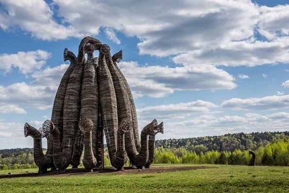 Под Калугой пройдет фестиваль «Архстояние»