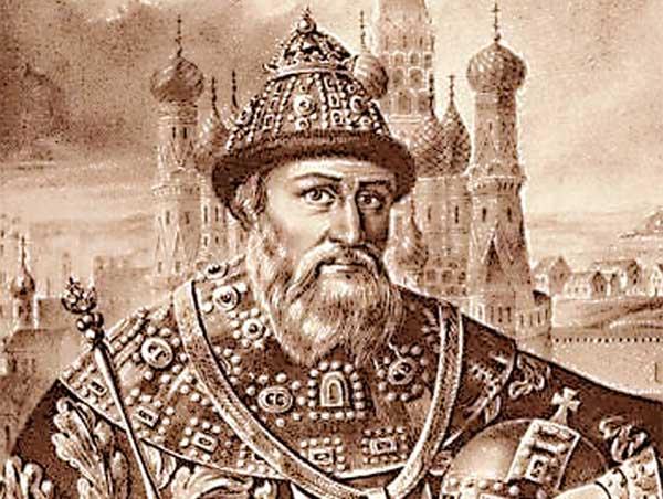В Калужской Свято-Тихоновой пустыни открыли памятник Ивану III