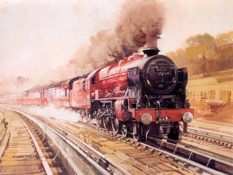 Калужане отметили День железнодорожника