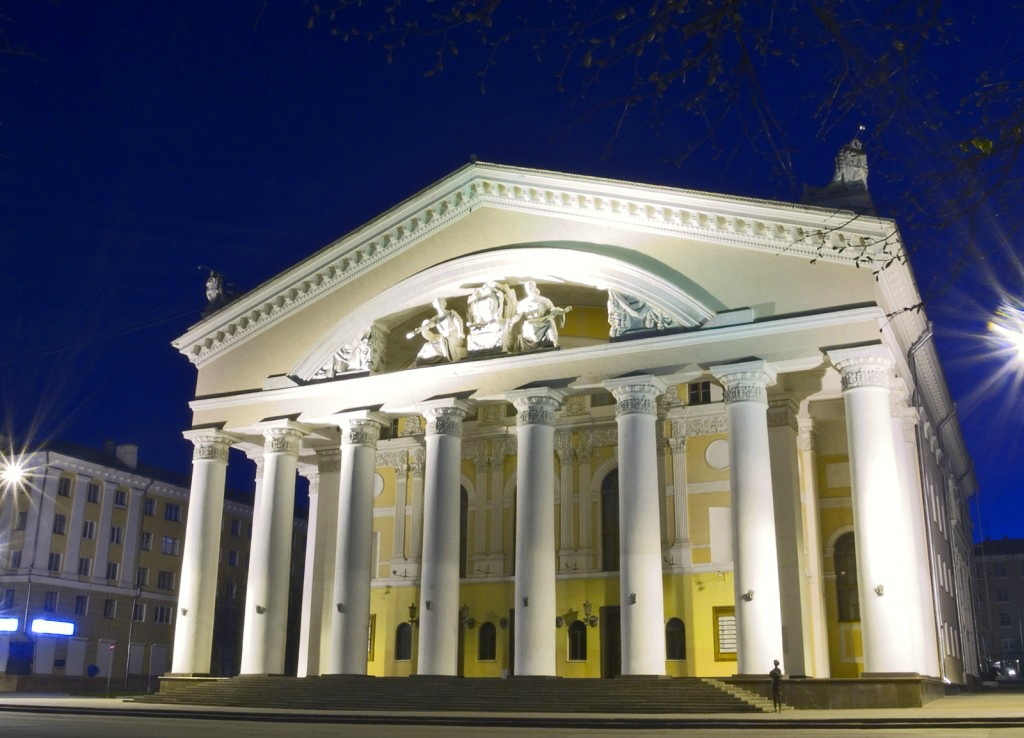 Калужский драматический театр порадует новыми премьерами