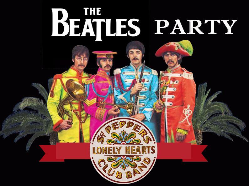 Калужан ждет The Beatles Party
