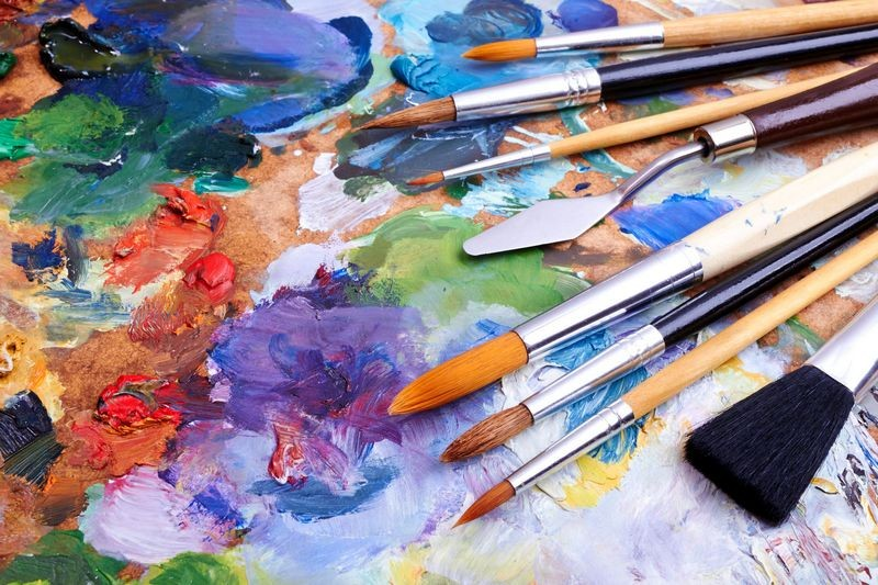 В калужском Доме художника открылась выставка картин