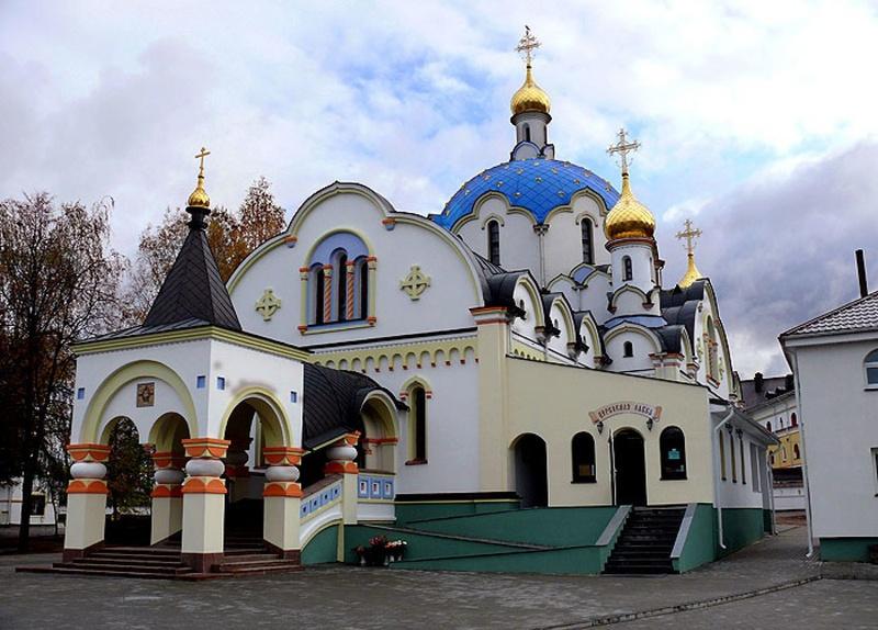 Православная ярмарка открылась в Калуге