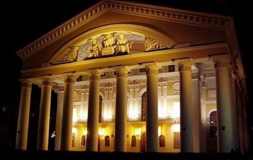 Калужский драматический театр открыл новый сезон