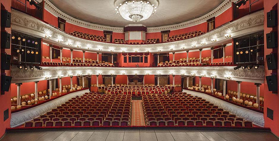 Калужский драматический театр приглашает на открытие сезона