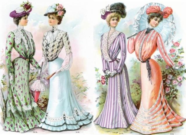 В Инновационном культурном центре пройдет показ старинной коллекции одежды