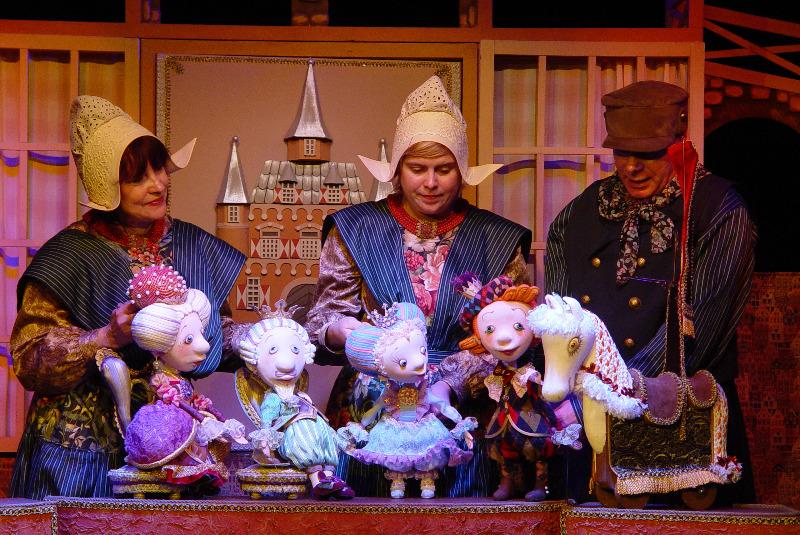 В Калужском театре кукол открылся новый сезон
