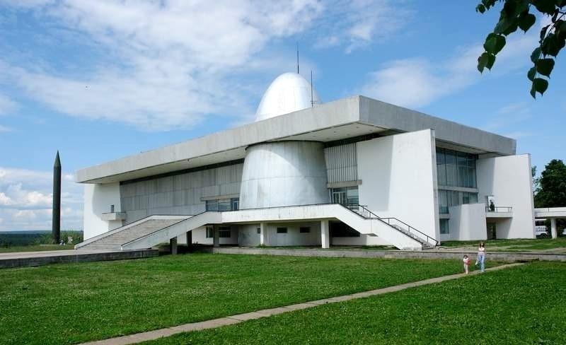 Музей истории космонавтики посетили гости из Англии