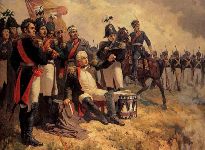205 лет назад произошло сражение под Малоярославцем