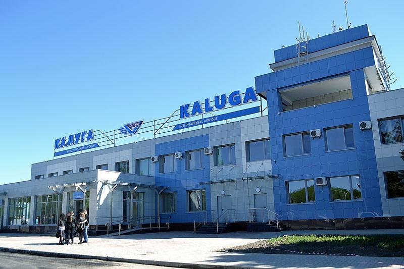 В калужском аэропорту планируется открыть Duty free