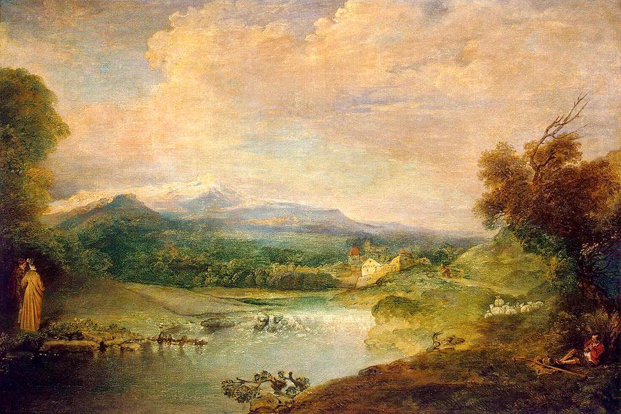 Полотно Антуана Ватто привезли из Эрмитажа в Калугу