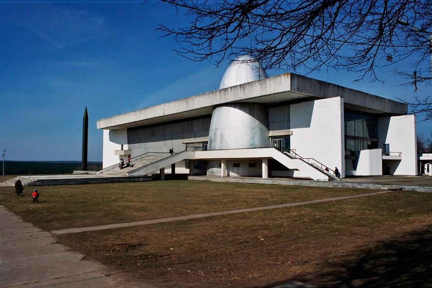 В Музее космонавтики проходит техно-фестиваль для школьников