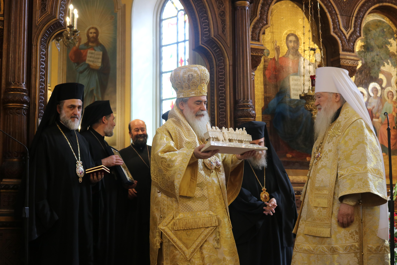 Калужская молодежь выполняет миссию народной дипломатии на Святой земле