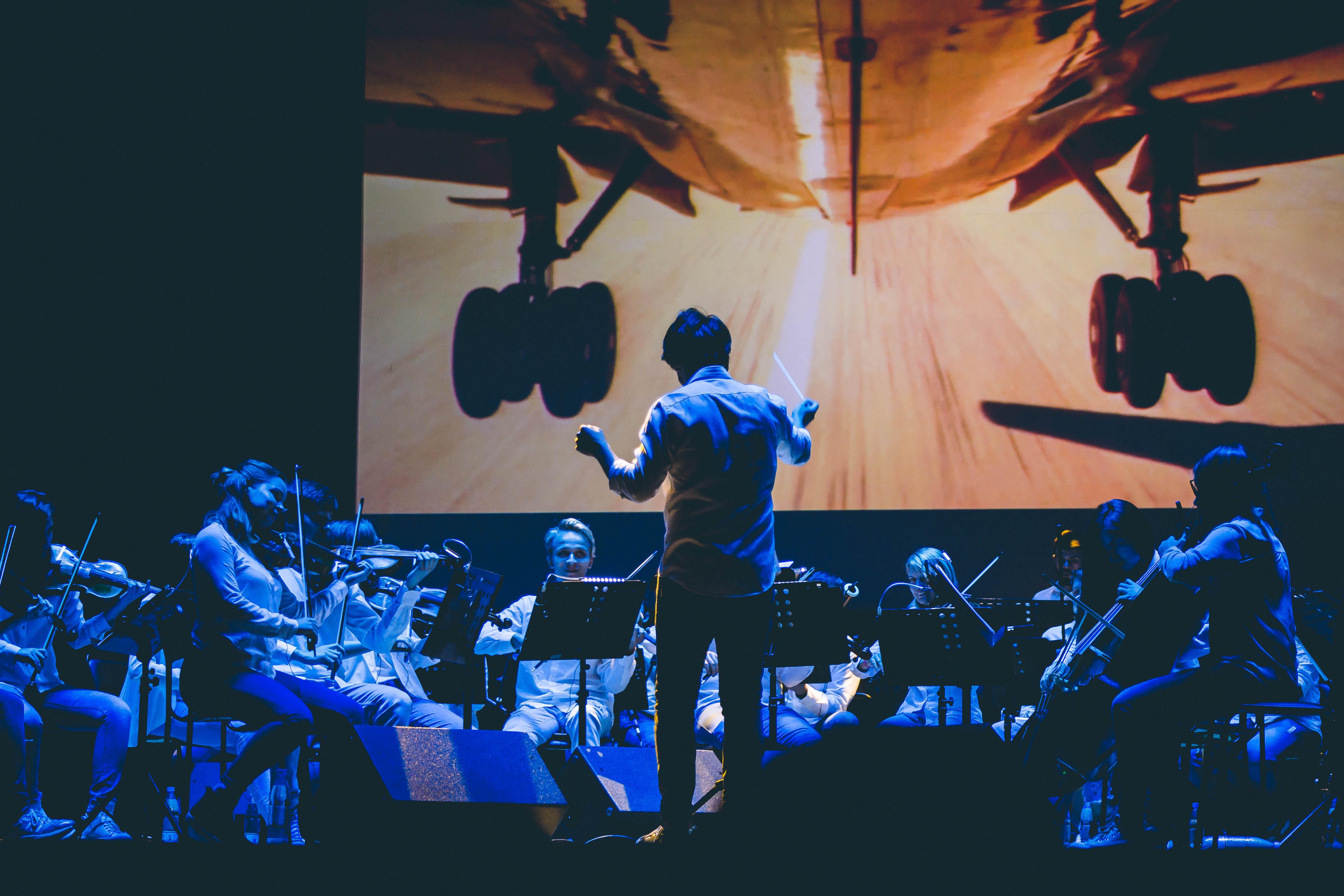 В Калуге выступит симфонический оркестр «RockestraLive»