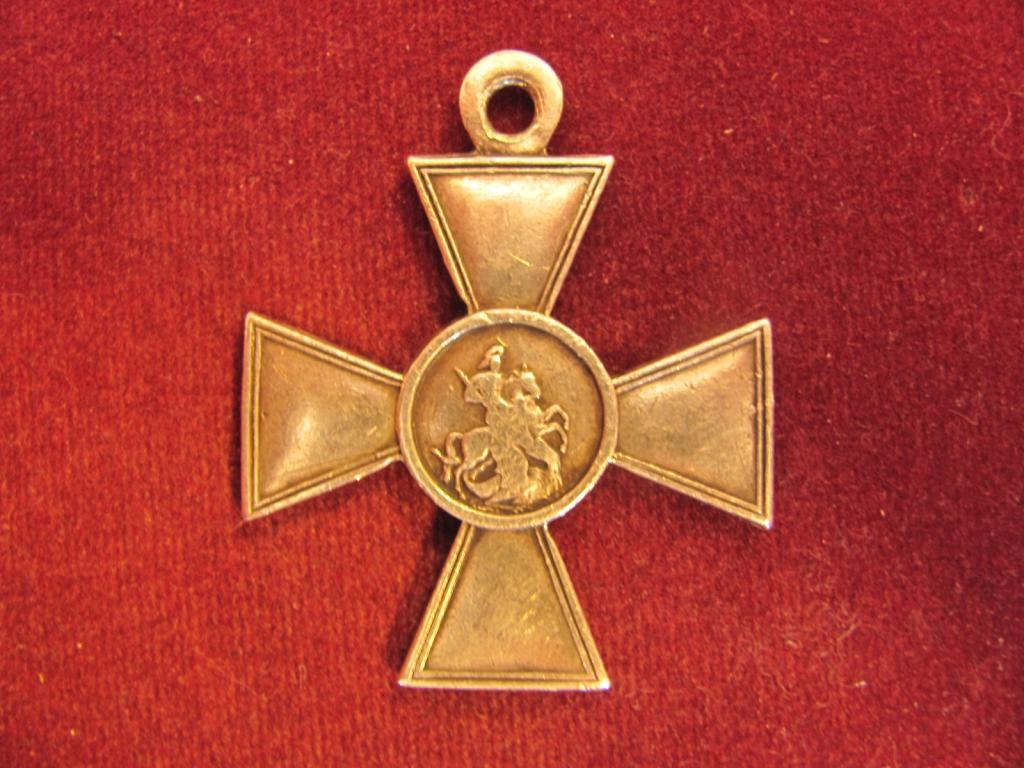 В Калуге презентовали «Георгиевский крест»