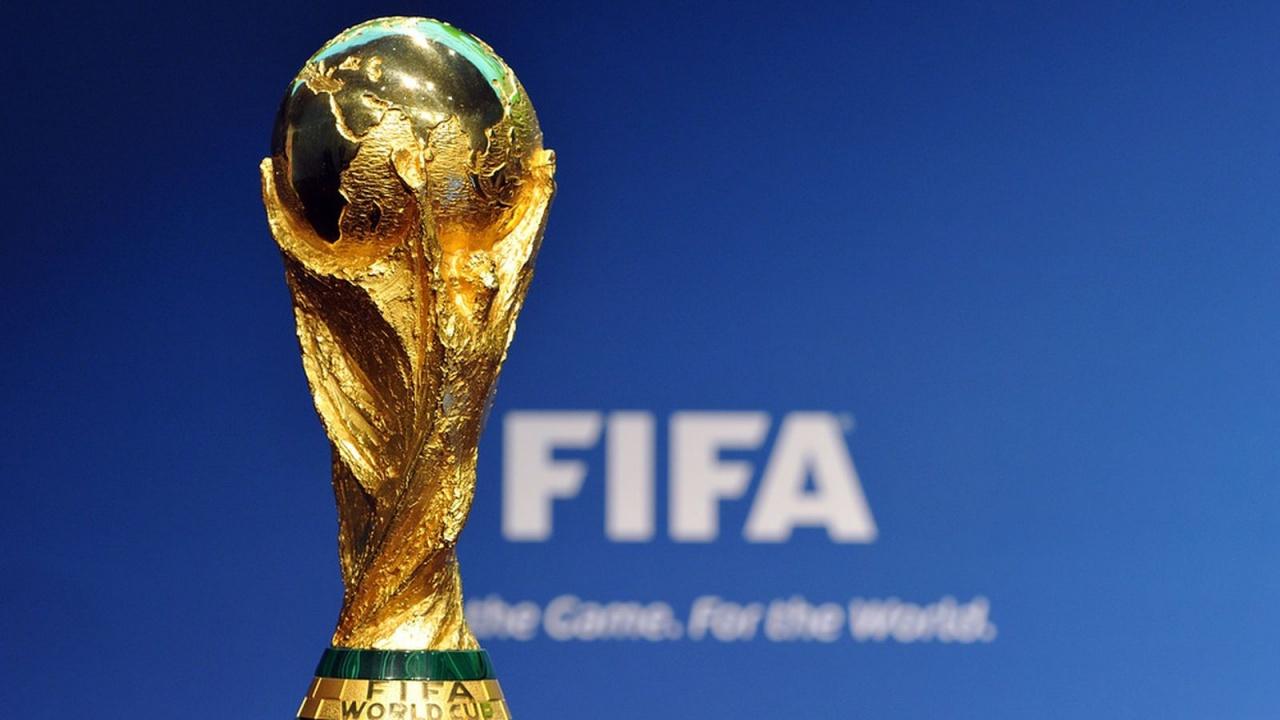 Кубок Чемпионата мира по футболу побывал в Калуге