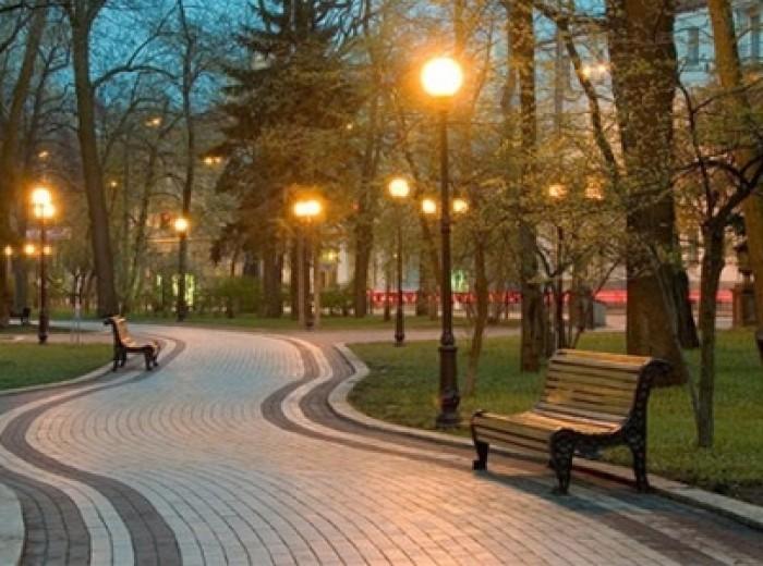 Состоялось открытие нового городского парка