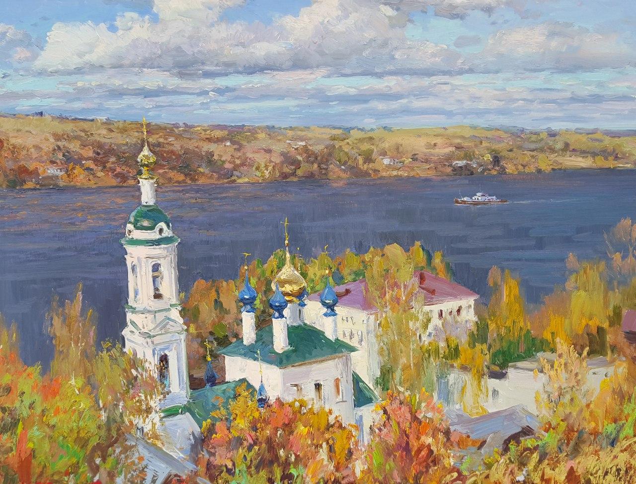 В КМИИ откроется выставка заслуженных художников России