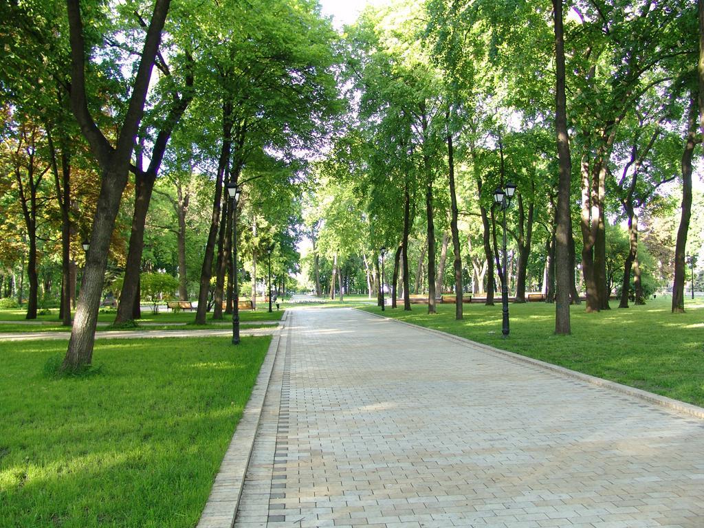 Стала известна дата открытия нового городского парка