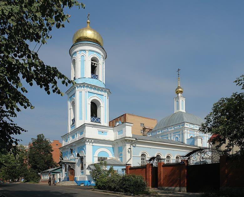 В Свято-Никольский храм прибыла чудотворная икона Божией Матери