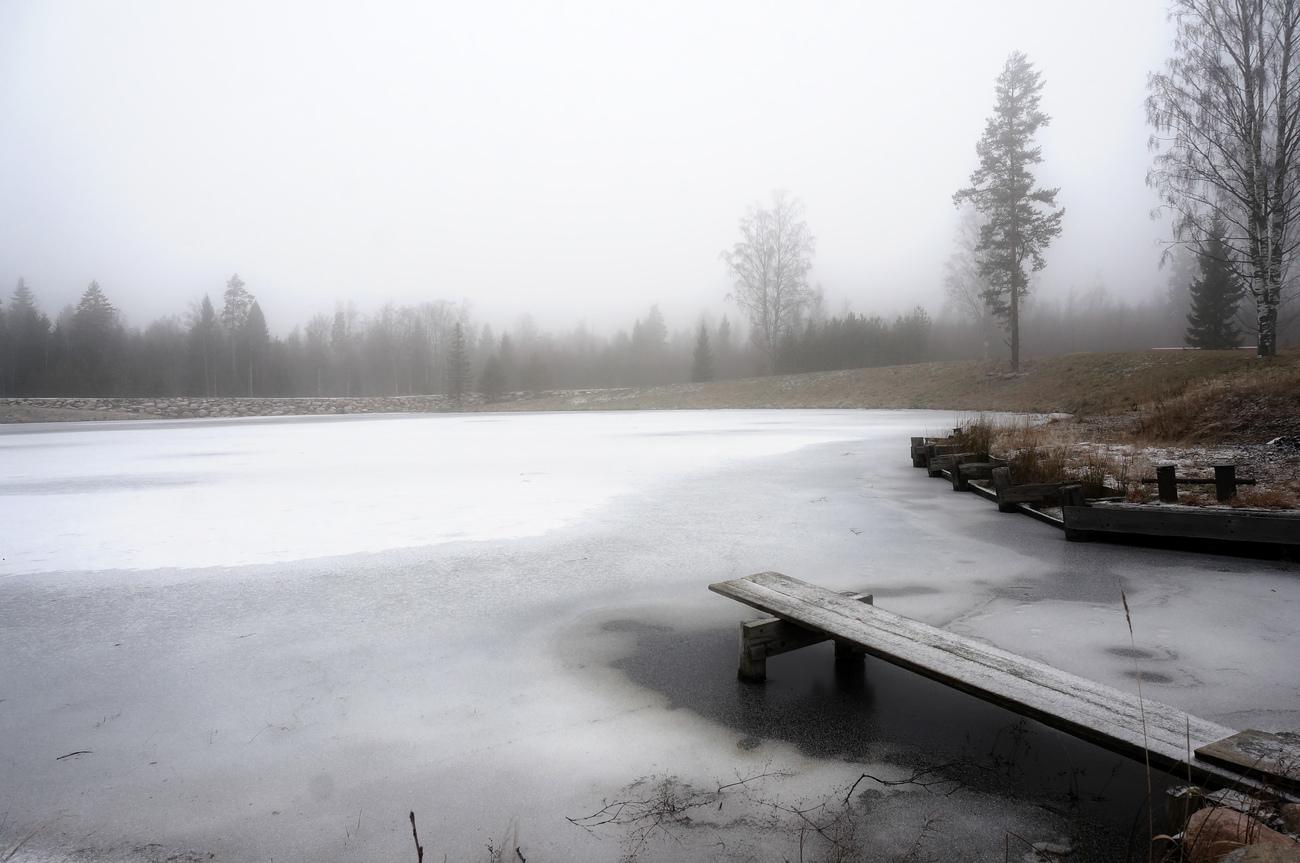 На Сероводородных озерах пройдет открытие сезона зимнего плавания