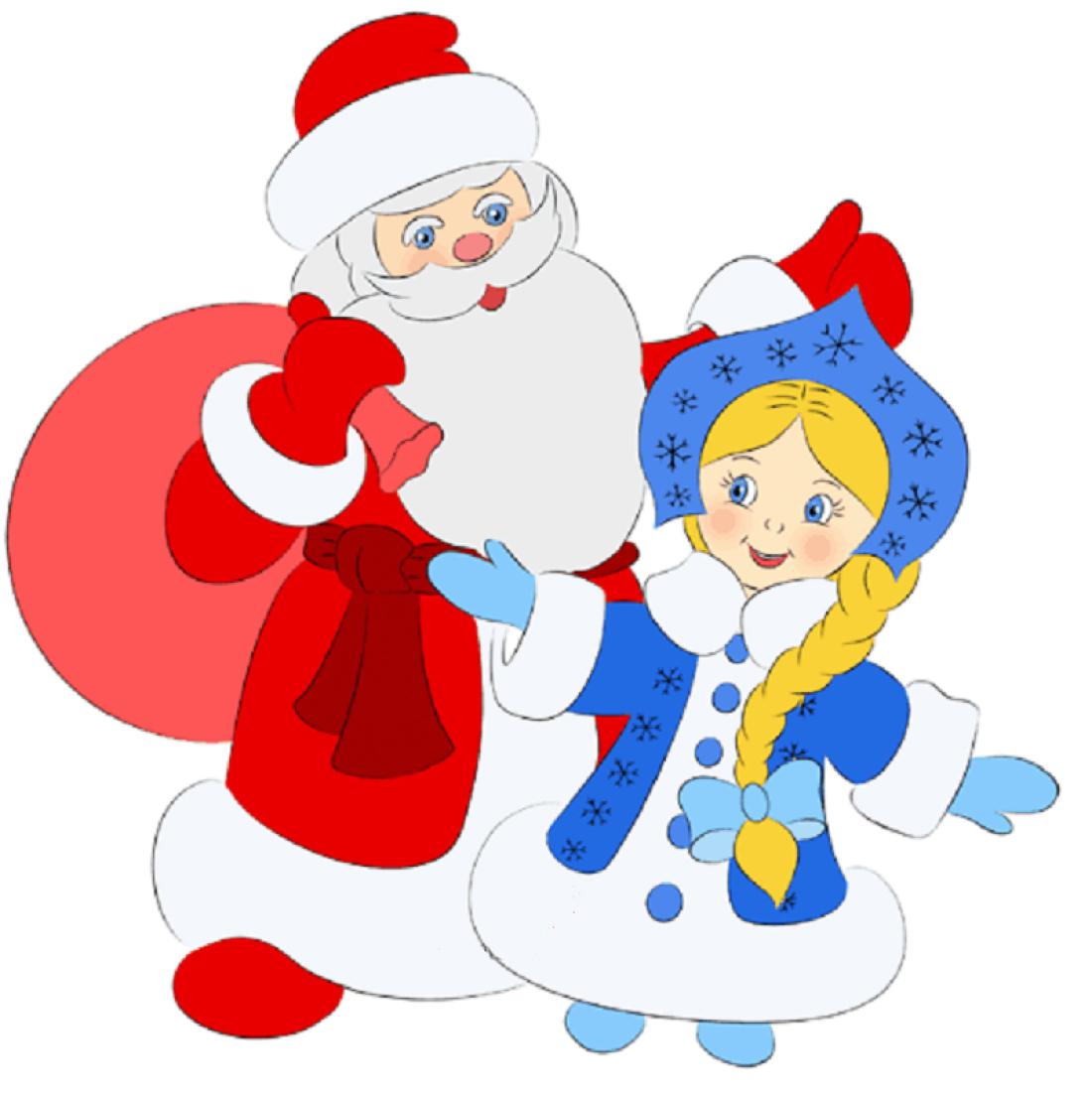 В Калугу приехал Дед Мороз