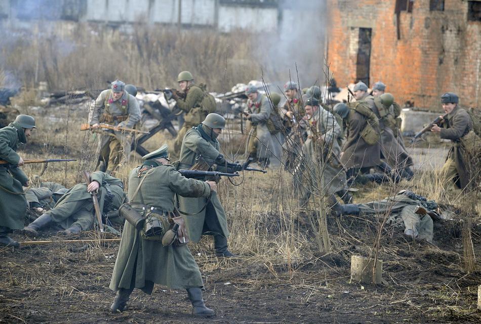 В Калуге представили военно-исторический проект